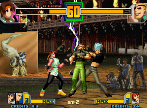 194892-the-king-of-fighters-2001-neo-geo-screenshot-benimaru-grabs